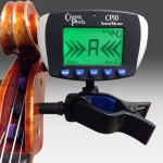 Mini Clip-On Chromatic Tuner