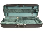Bobelock Wooden Oblong Suspension Viola Case
