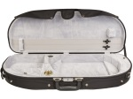 Bobelock Half-Moon Woodshell Viola Case