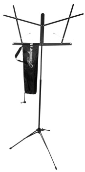 Hamilton Folding Wire Music Stand with Bag