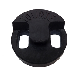 Cello Tourte-Style Two Hole Mute