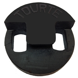 Bass Tourte-Style Two Hole Mute